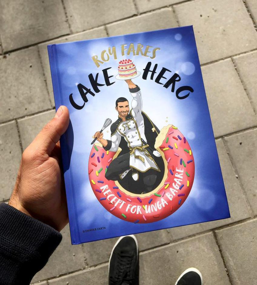 Cake Hero by Pandaphobia