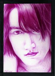 Portrait -- Jerry Yan by Mimisaurus