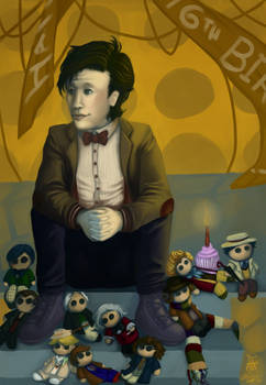 Happy ???? Birthday, Doctor.