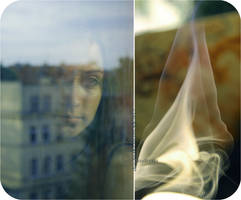deepthinking by LadyLandryna