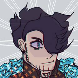 flower avatar #1 [nicholai]