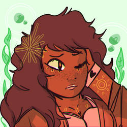 flower avatar #2 [jinny]