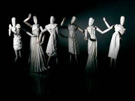 Paper Sculpture Fashion