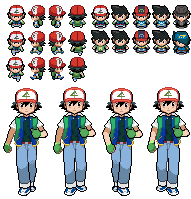 Overworld Ash By Lordindy On Deviantart