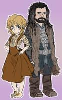 fem!Bilbo by 221bee