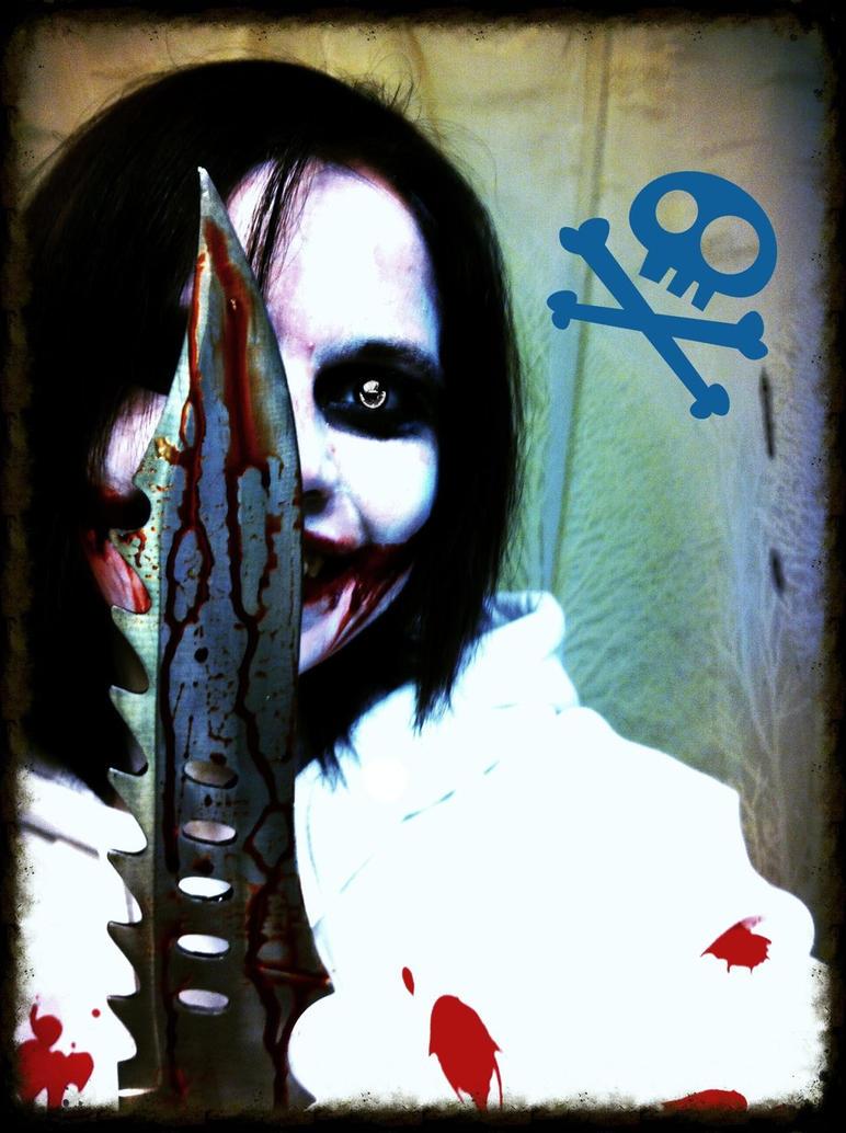 Jeff The Killer Cosplay By Green Bullseye-d69t by Green-Bullseye