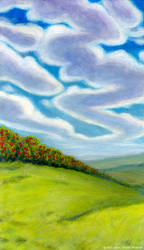 Rolling Hills by cricket00fur