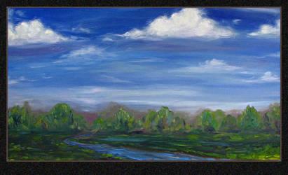 Landscape... by cricket00fur