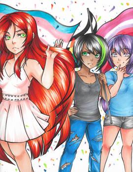 Vocaloid pride event