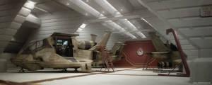 BSG 75 Hangar Bay II