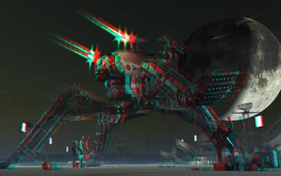 MIR Mech 3D by 3DPORTFOLIO