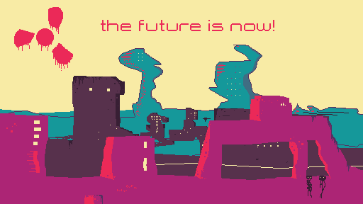 The future is now by Nodepond