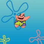 Patrick the huggable star