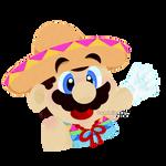 Just... Mexican Mario