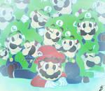 Mario and Luigi Dream Team 5th Anniversary