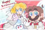3rd Anniversary!!