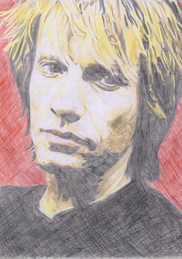 Jon Bon Jovi by Fandias