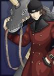 Persona 3 - Shinjiro