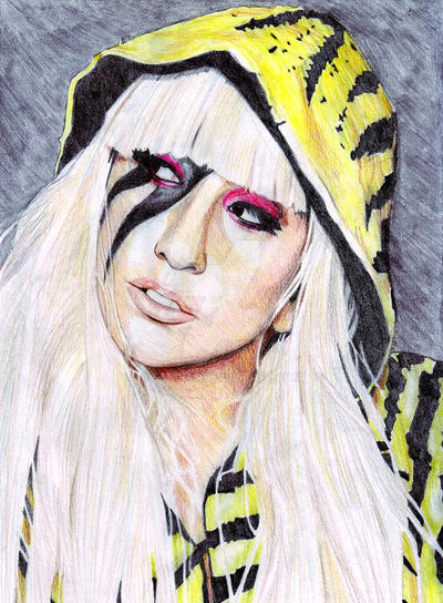 Lady Gaga by Fandias