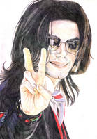 Michael Jackson by Fandias