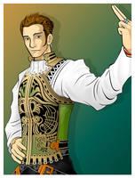 Balthier by Fandias
