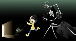 Coraline - Don't Sew My Eyes