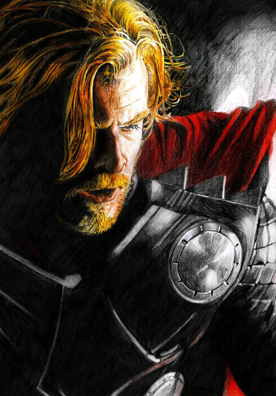 Thor by Fandias
