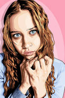 Vector: Fiona Apple by Fandias