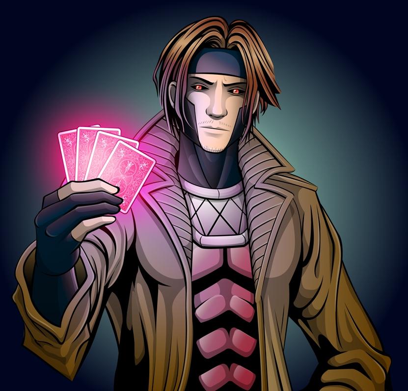 Gambit by Fandias
