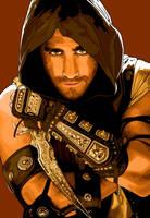 Vector: Prince of Persia by Fandias
