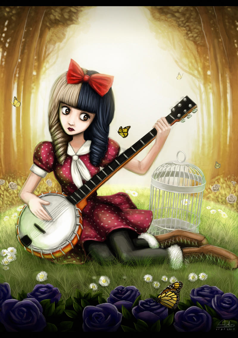 Melanie Martinez By Fandias Melanie Martinez By Fandias