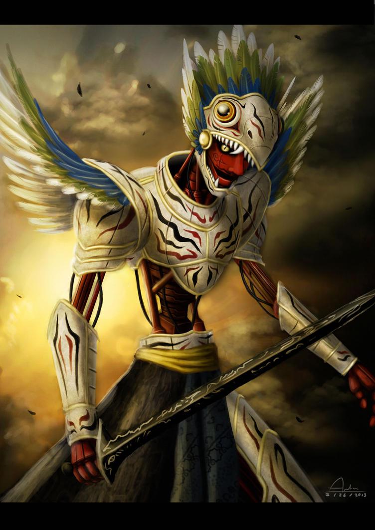 Kurogan clan Hawk Summons(WIP) Garuda_knight_by_fandias-d5z8fht