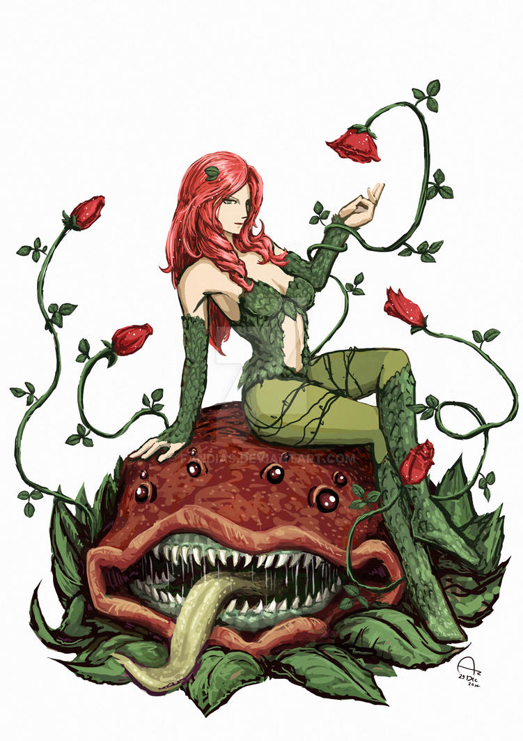 Poison Ivy by Fandias