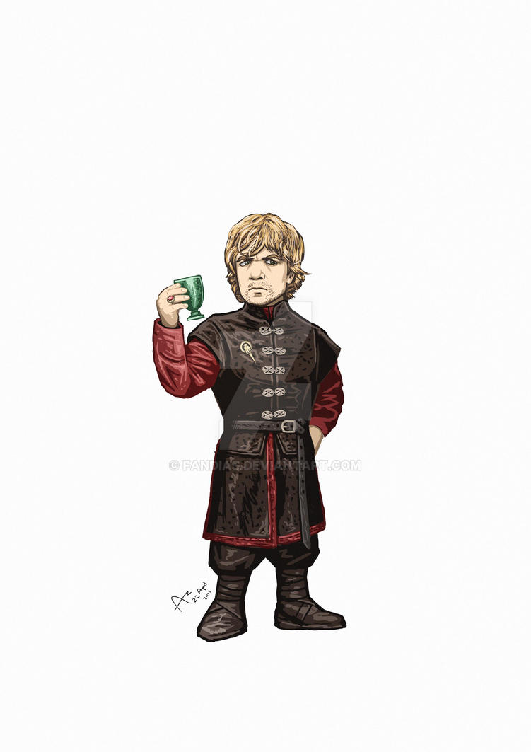 Tyrion Lannister by Fandias