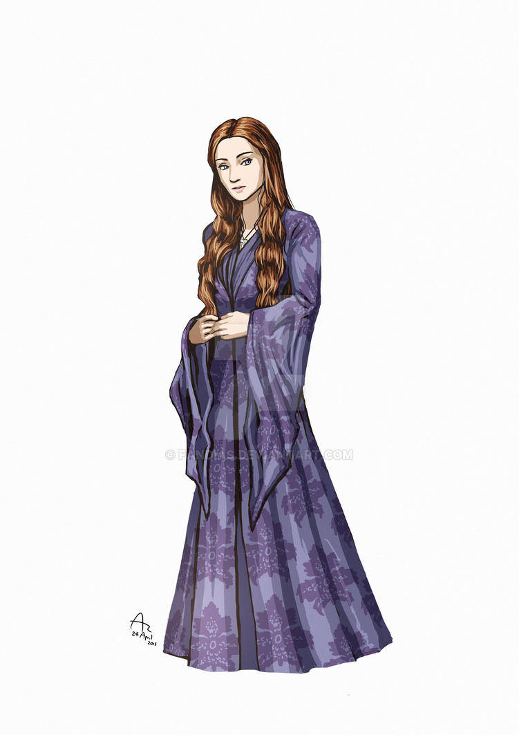 Sansa Stark by Fandias