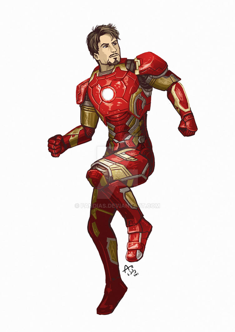 Ironman by Fandias