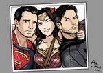 Trinity Selfie