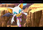 Rouge on mission