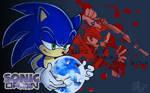 Sonic Origin Wallpaper