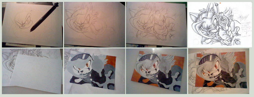 Lance Frost Wip by Pichu-Chan