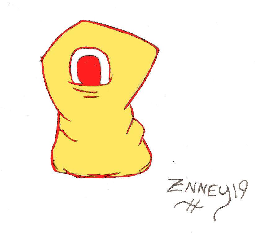 alien by zenney19