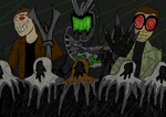 Lord Vyce and his evil forces