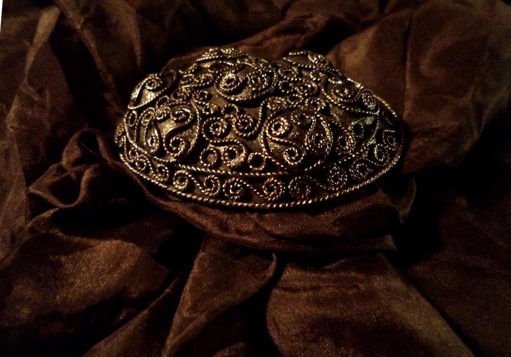 Tortoise brooch by UEdkaFShopie