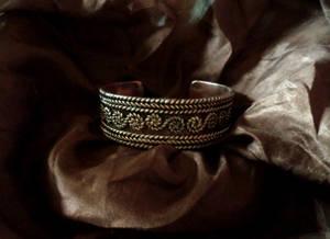 Filigree bracelet II by UEdkaFShopie