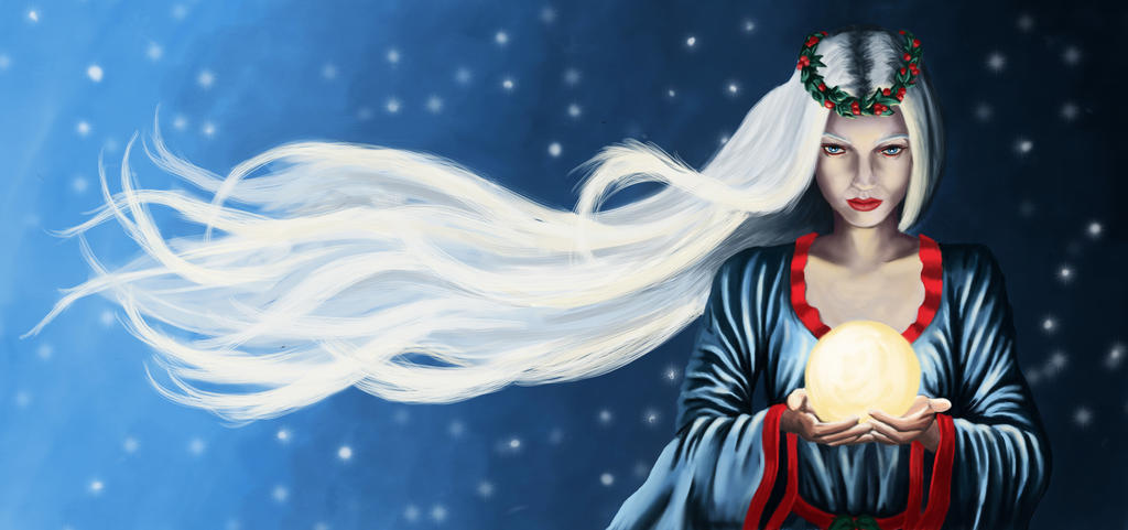 Spirit of Yule by Amarazak