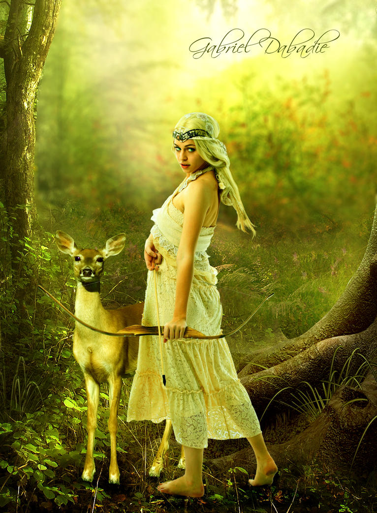 Artemis by Amarazak