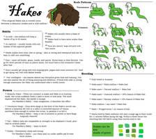 New Hake Breedsheet by Kidrylm-writer