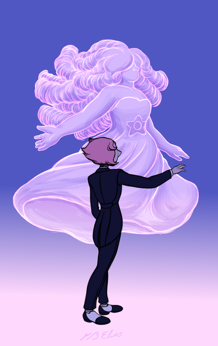 It's over isn't it? - Pearl/Rose by theroguesigil