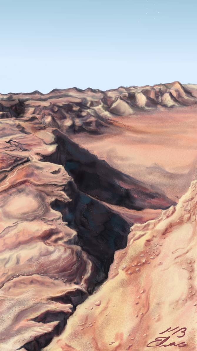 Landscape Practice 1 by theroguesigil