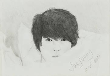 Jaejoong by PrinceUsagi
